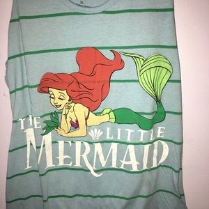 The Little Mermaid Tank Top